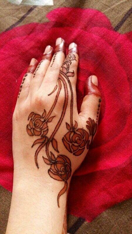 Mehndi Designs Simple Download