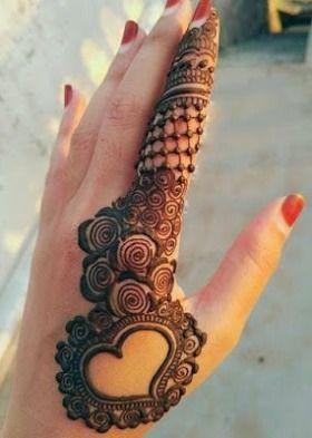 New Mehendi Designs