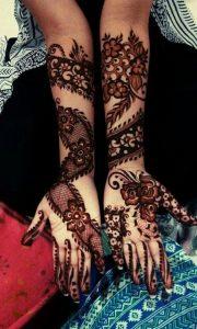 Shaded Mehndi Designs