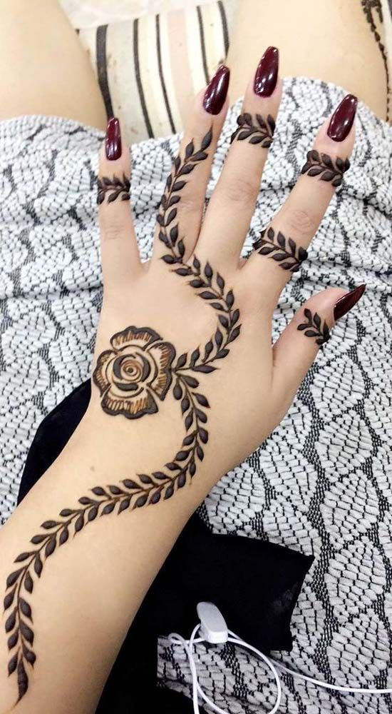 Henna designs for engagement