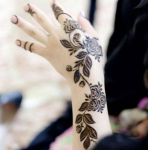 Mehndi Bail Designs