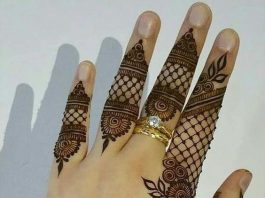 girls mehndi designs