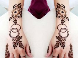 mehndi fashion design