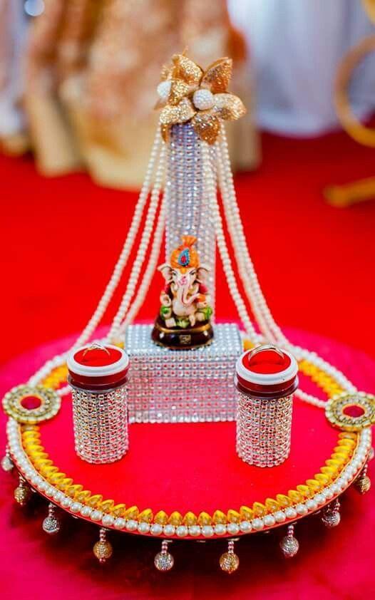 thali decoration ideas