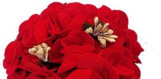 artificial-flower-bun-decoration