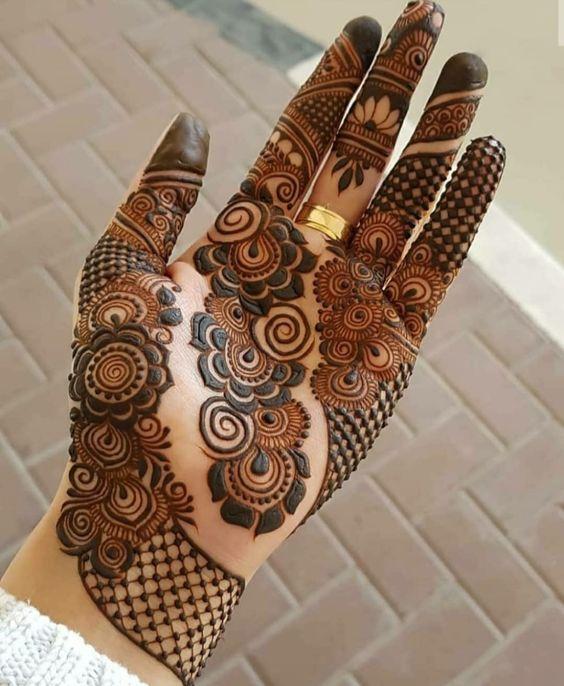 Raksha bandhan henna designs