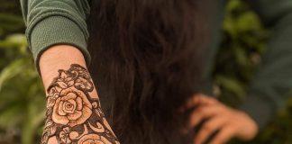 Henna designs For Diwali
