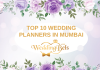 Top 10 Wedding Planners in Mumbai