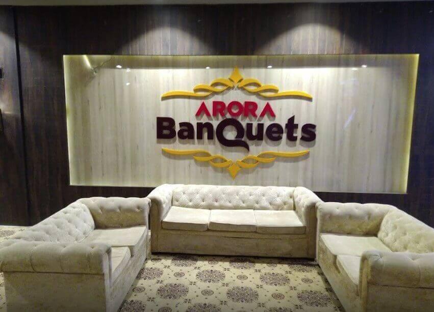 Arora Banquets