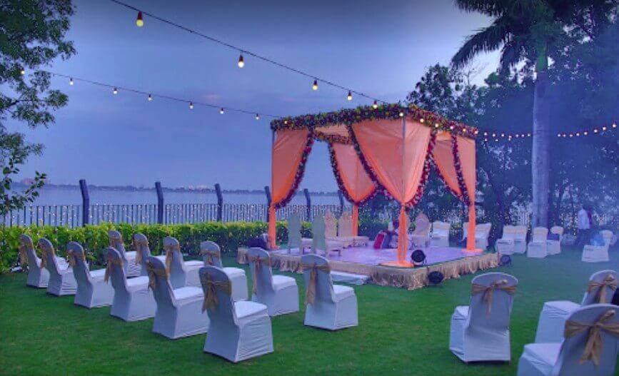 Glass House - Banquet Hall in Hyderabad